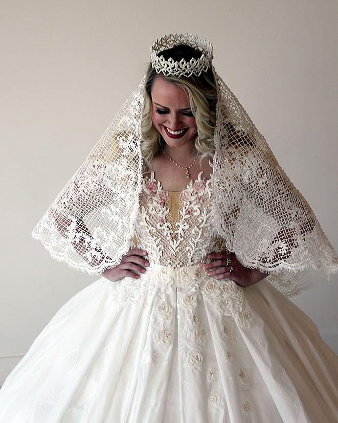 The 2018 Toilet Paper Wedding Dress Contest